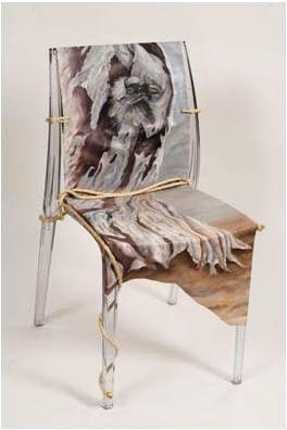 צייר לי כיסא